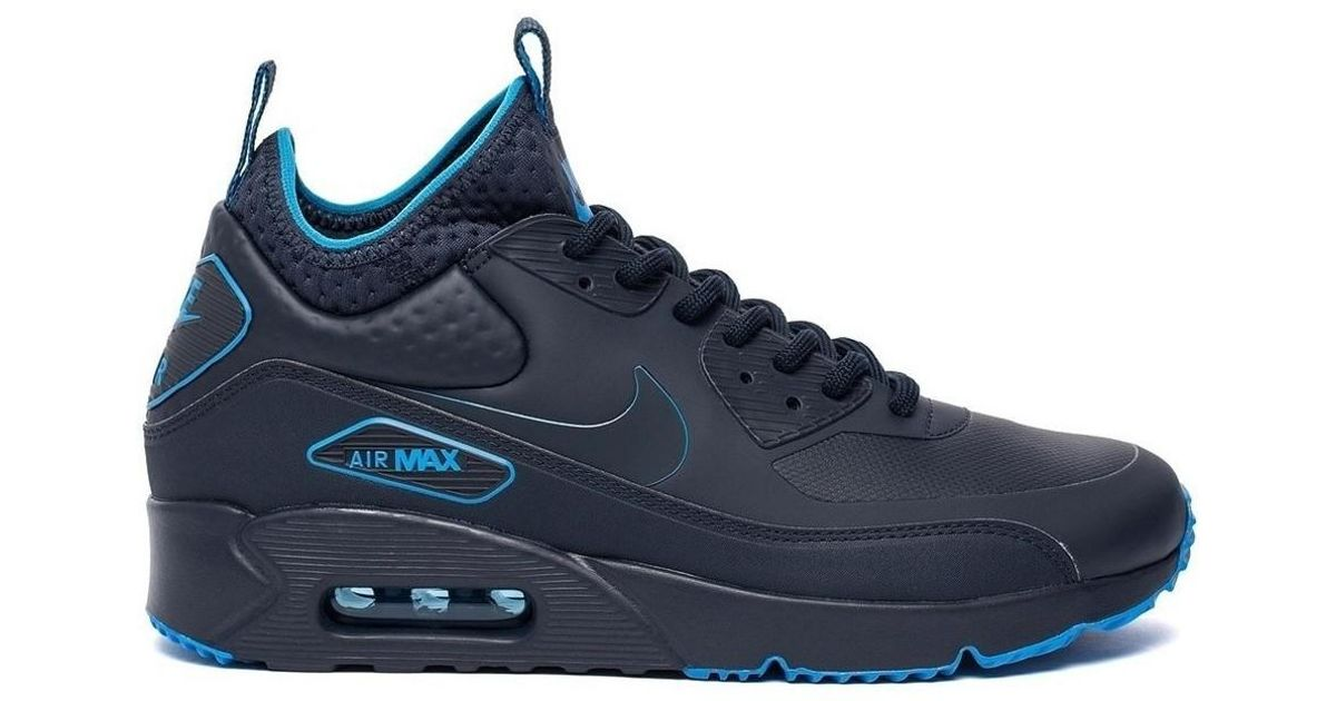 c188907a7a ... where to buy nike air max 90 ultra mid winter se mens shoes high top  trainers