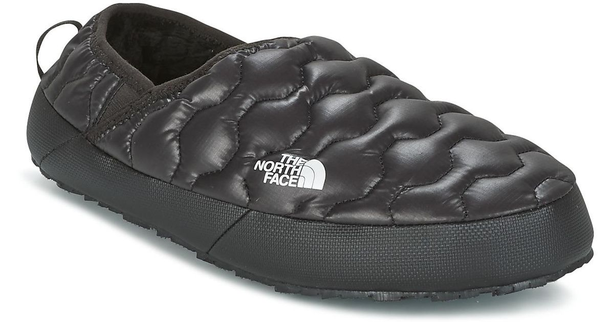 56c5955bcd04 The North Face Thermoball Traction Mule Iv Men s Slippers In Black in Black  for Men - Lyst
