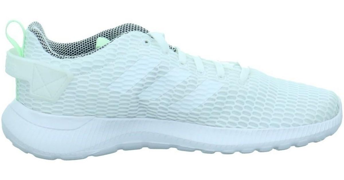 c5b8e3ee7c adidas Cloudfoam Lite Racer Cc Women s Shoes (trainers) In White in White -  Lyst