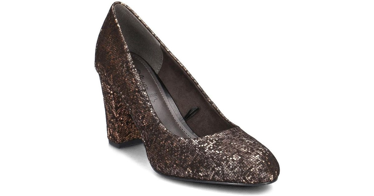 Lyst Women's Court in 52240621912 Gold Oliver Metallic Shoes S In wz17qa