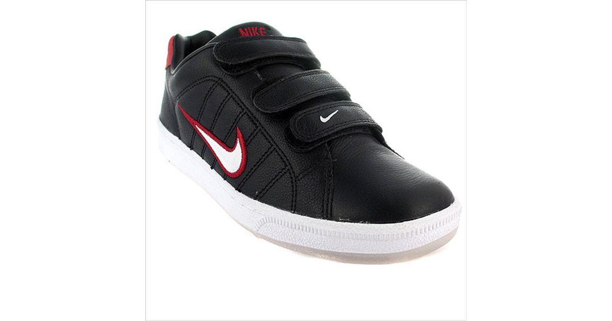 ca8fabb6e3494e Nike Court Tradition Velcro Men s Shoes (trainers) In Multicolour for Men -  Lyst