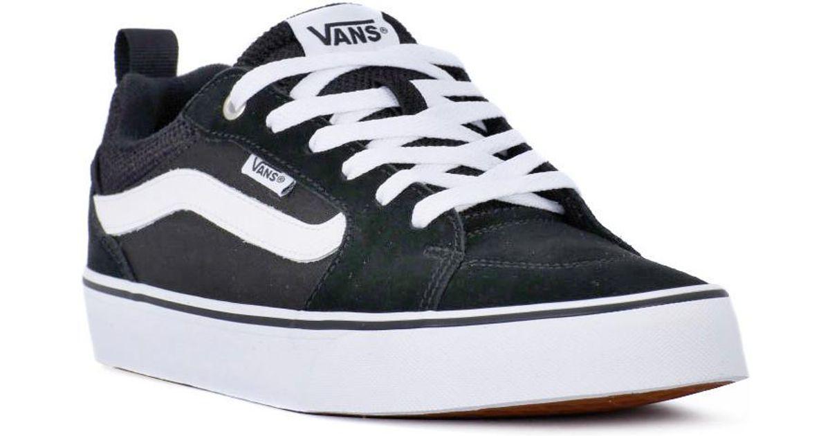 72c2ee1f961b Vans Filmore Iju Men s Shoes (trainers) In Black in Black for Men - Lyst