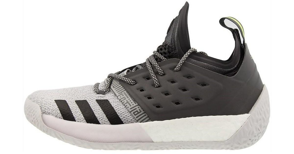 1cf23bc0f07a adidas Harden Vol 2 Concrete Men s Shoes (trainers) In Grey in Gray for Men  - Lyst