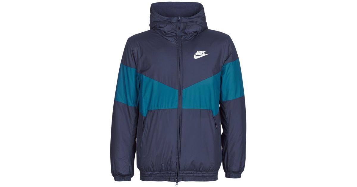 738b88c97672 Nike Vestsporty Jacket in Blue for Men - Lyst