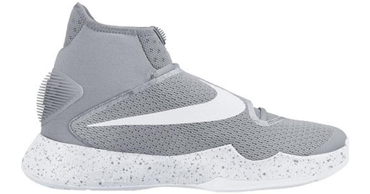 sneakers for cheap b4057 67363 Nike Zoom Hyperrev 2016 Men s Shoes (high-top Trainers) In White in White  for Men - Lyst