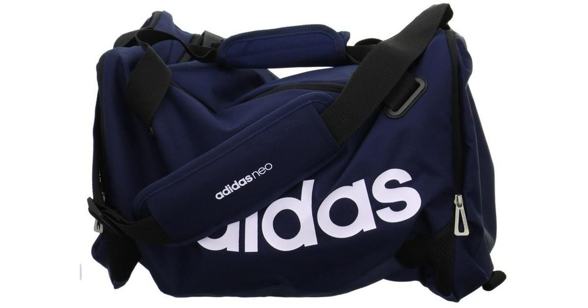7c1c4d120df6 adidas Daily Gymbag M Women s Sports Bag In Black in Black for Men - Lyst