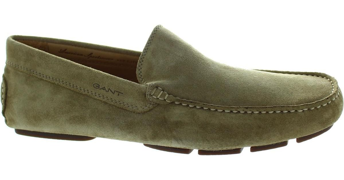 92e6649087 GANT Austin Men's Loafers / Casual Shoes In Beige in Natural for Men - Lyst