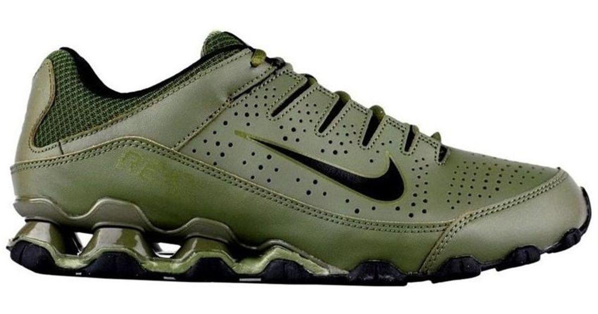 bf03f9da8 Nike Reax 8 Tr Men s Shoes (trainers) In Multicolour in Green for Men - Lyst