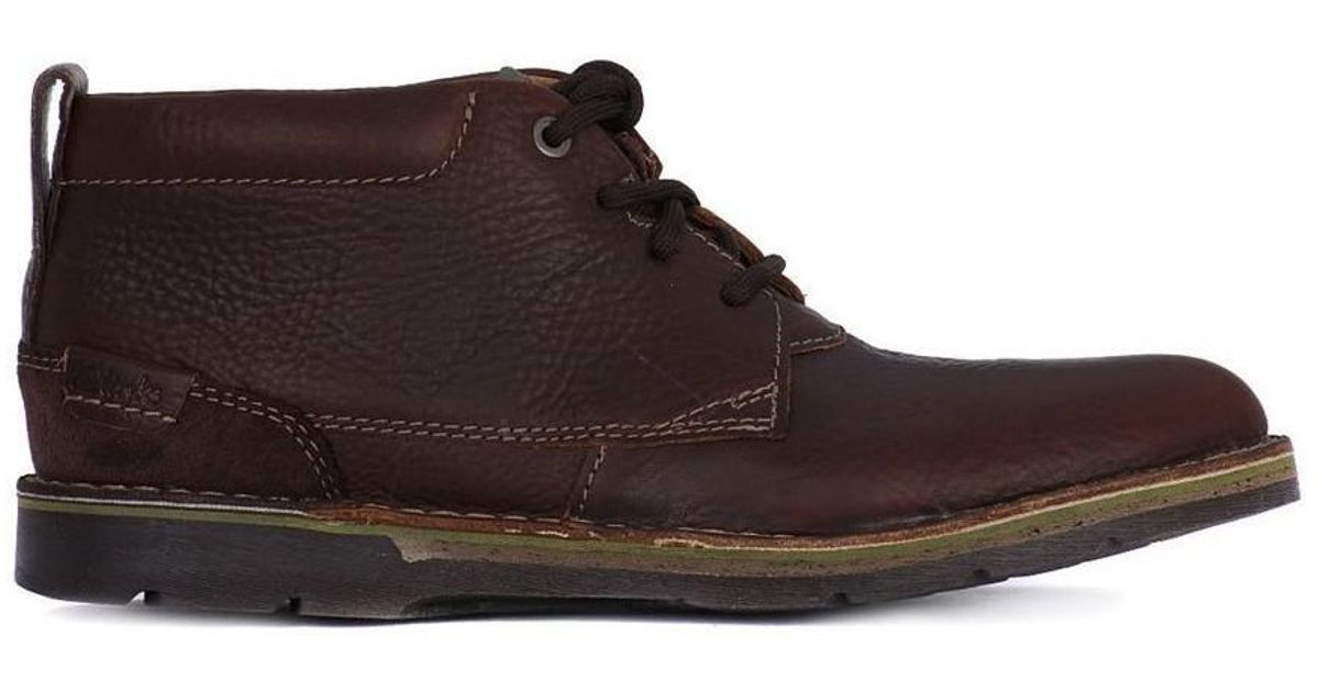 47142b2a41af Clarks Edgewick Mid Men s Casual Shoes In Brown in Brown for Men - Lyst
