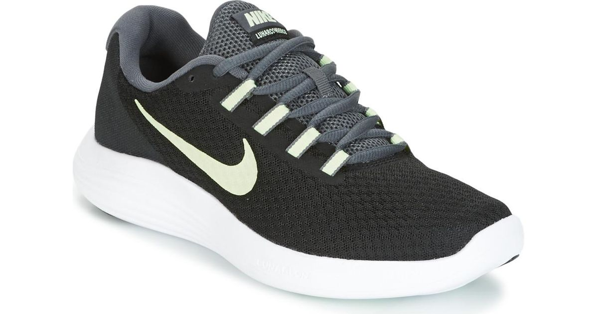 0e463bf26545 Nike Lunarconverge W Women s Running Trainers In Black in Black - Lyst