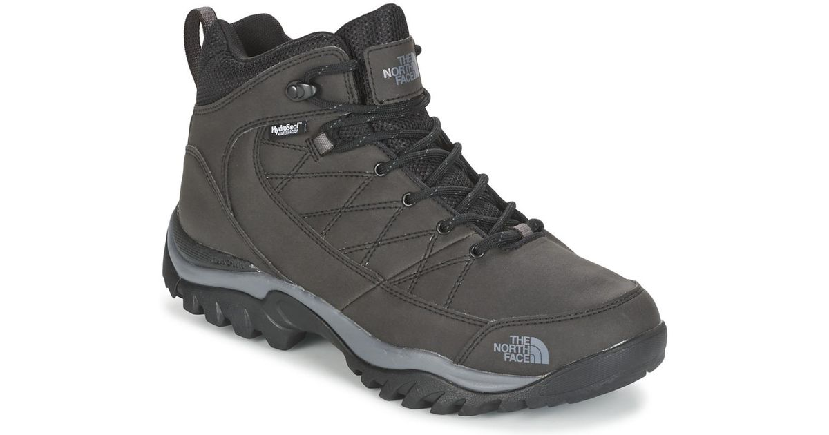 abef049bc5 The North Face Storm Strike Wp Snow Boots in Black for Men - Save 13% - Lyst