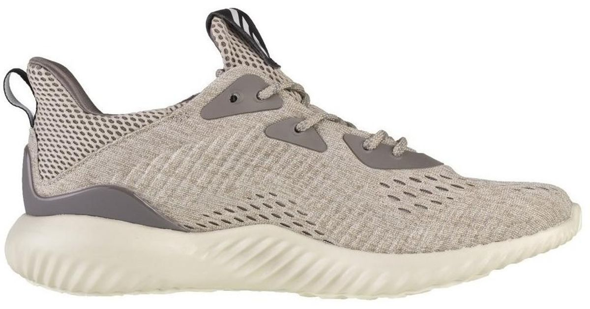 19ccdf7773f84 adidas Alphabounce Em M Men s Shoes (trainers) In Beige in Natural for Men  - Lyst