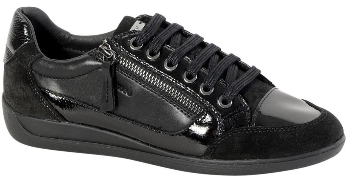 Sneakers GEOX - D Myria A D6468A 0PV85 C9999 Schwarz tPhnADGhaW
