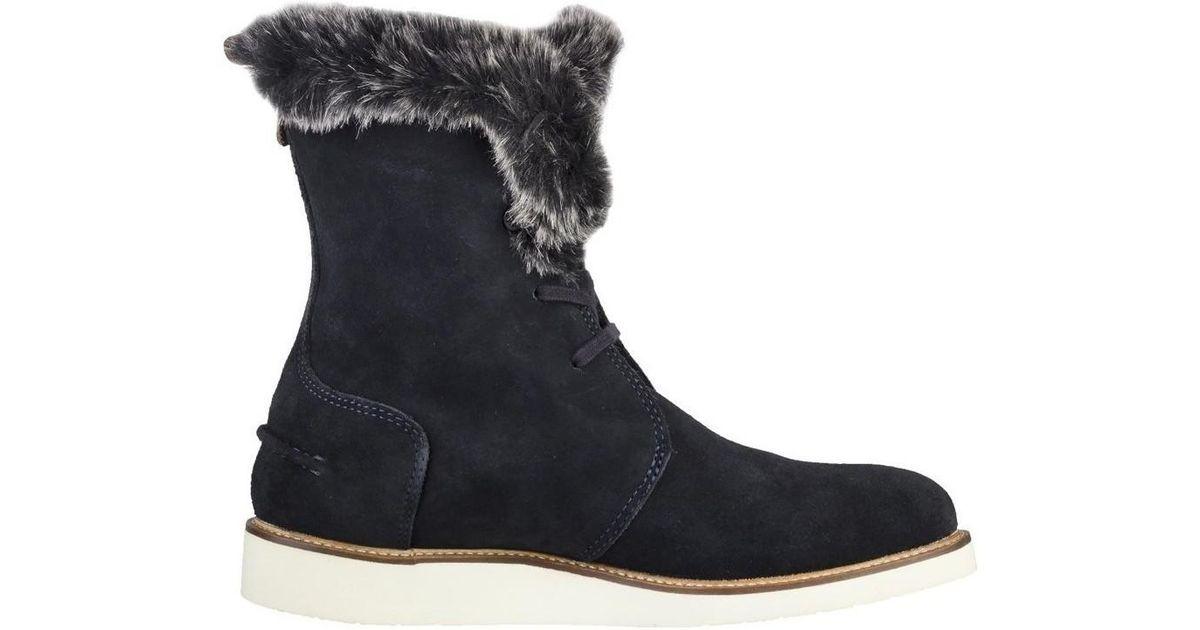 244ef5991184d Lacoste Baylen 2 Srw Women s Snow Boots In Multicolour in Black - Lyst