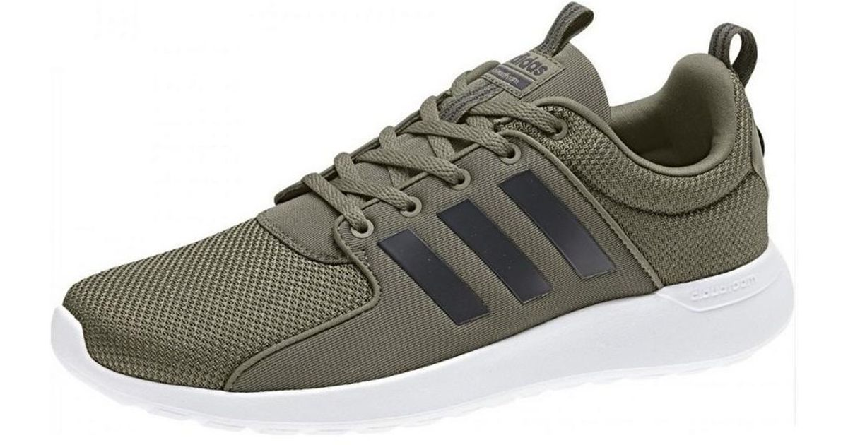 ba8d15659060d adidas Neo Cloudfoam Cf Lite Racer Men's Shoes (trainers) In Green in Green  for Men - Lyst