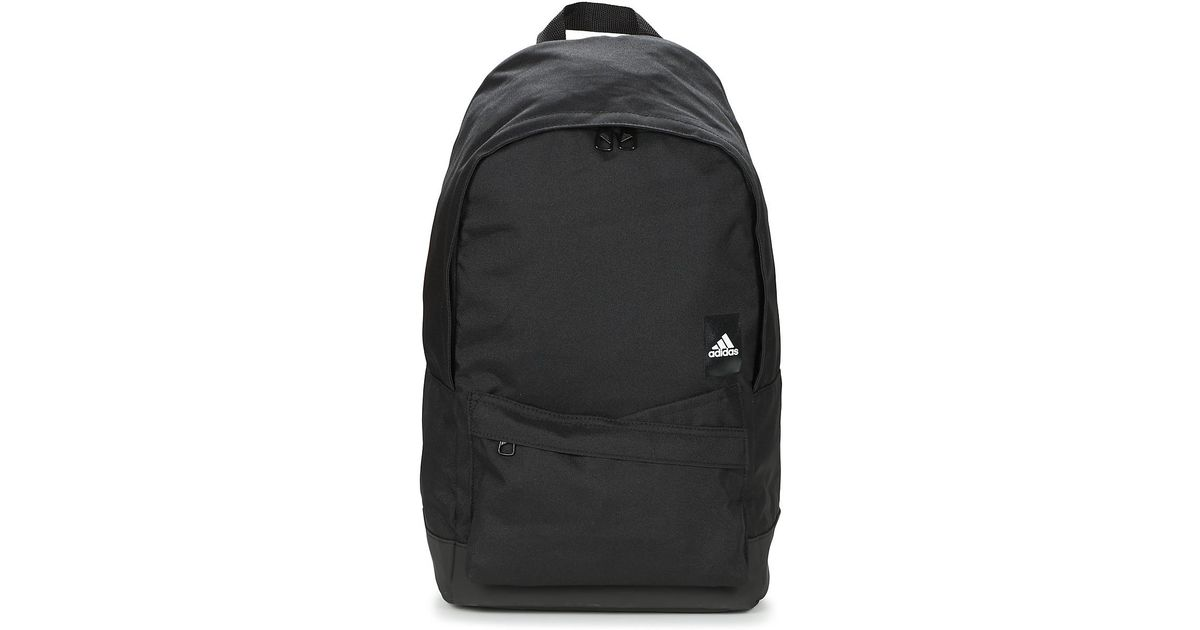 adidas Class Bp Men s Backpack In Black in Black for Men - Lyst 0a8bbfeb0fe54