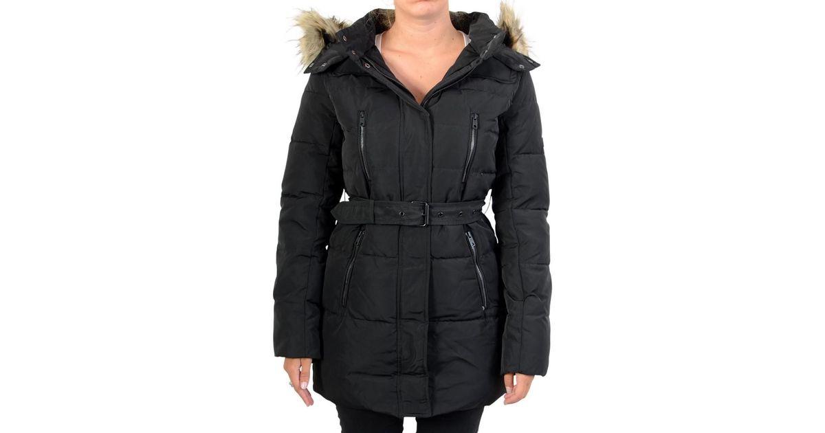 13626c70a1c69 Pepe Jeans Jacket Betties Pl401250 Black 999 Women s Jacket In Black in  Black - Lyst