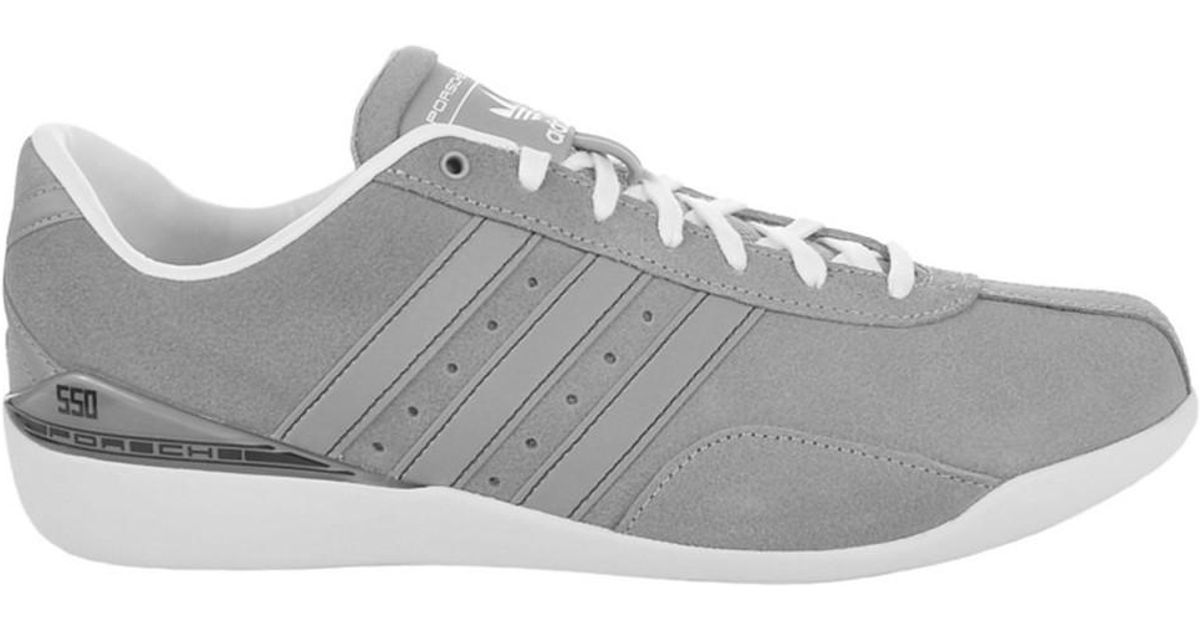 best website 97645 b057e Adidas - Porsche 550 Rs Men's Shoes (trainers) In White for Men - Lyst