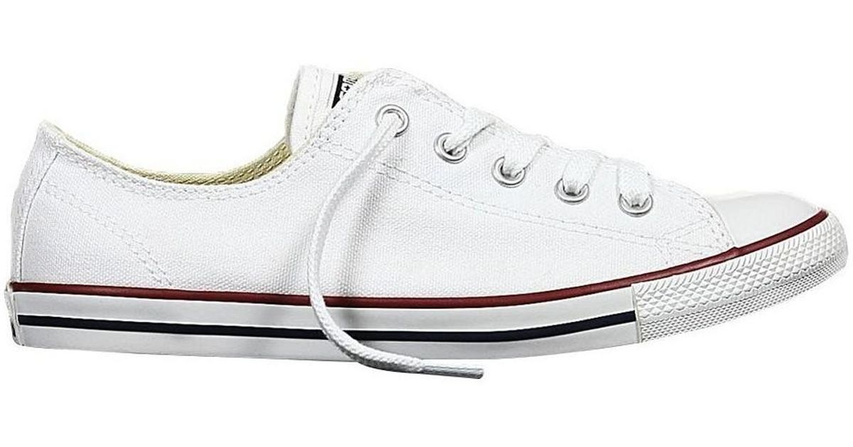 f55988b07f68 Converse Chuck Taylor All Star Dainty Men s Shoes (trainers) In White in  White for Men - Lyst