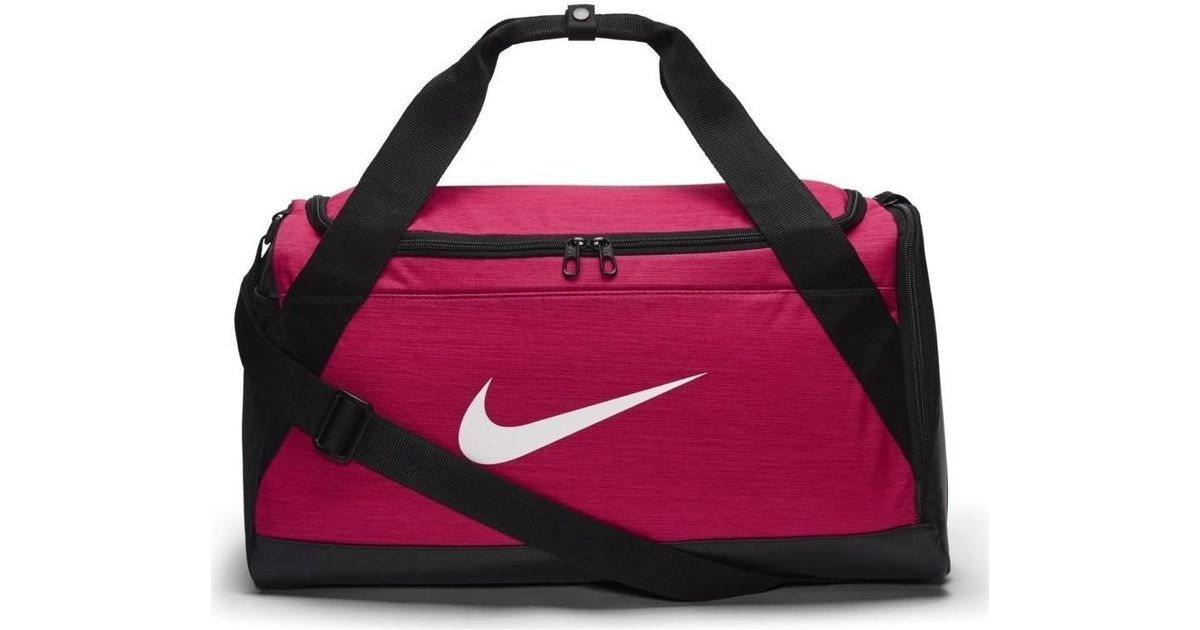 d34ff5d83f Nike Brasilia Extra Small Women s Sports Bag In Pink in Pink for Men - Lyst