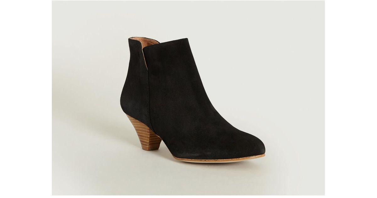 achat spécial Acheter Authentic chaussures pour pas cher Sessun You Boots 45537 Black Women's Boots In Black
