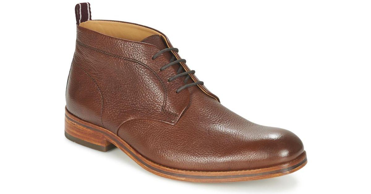 2018 Nouveau À Vendre Hudson Boots LENIN CALF Acheter Pas Cher Best-seller Tout Nouveau Unisexe Pas Cher En Ligne 85AMKE