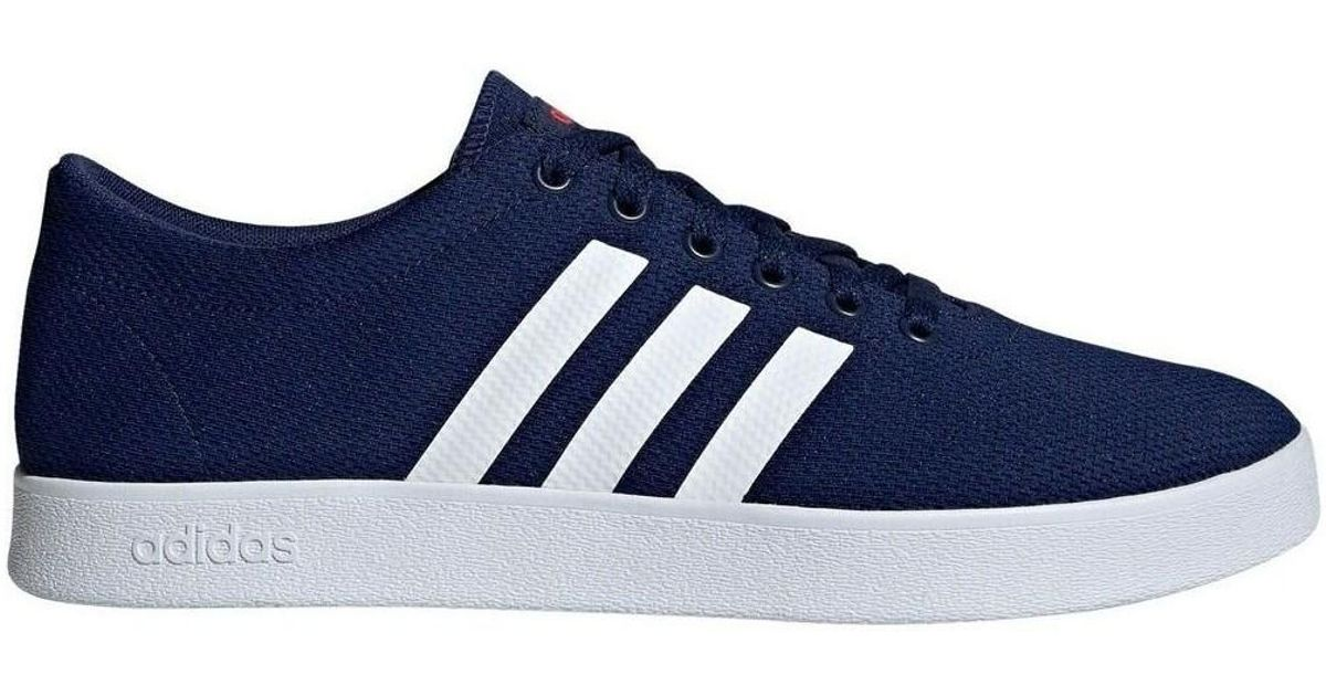 adidas Easy Vulc 2.0 Men s Shoes (trainers) In Blue in Blue for Men - Lyst 8414acd2e