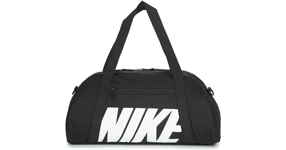 Nike Black Women's Gym Club Training Duffel Bag Sports Bag for Men Lyst