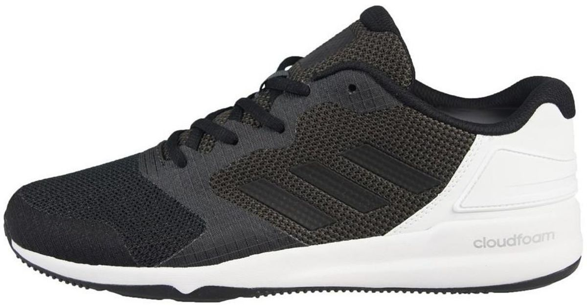 newest collection 802dc 5f92c adidas Crazytrain 2 Cf M Mens Shoes (trainers) In Black in Black for Men -  Lyst
