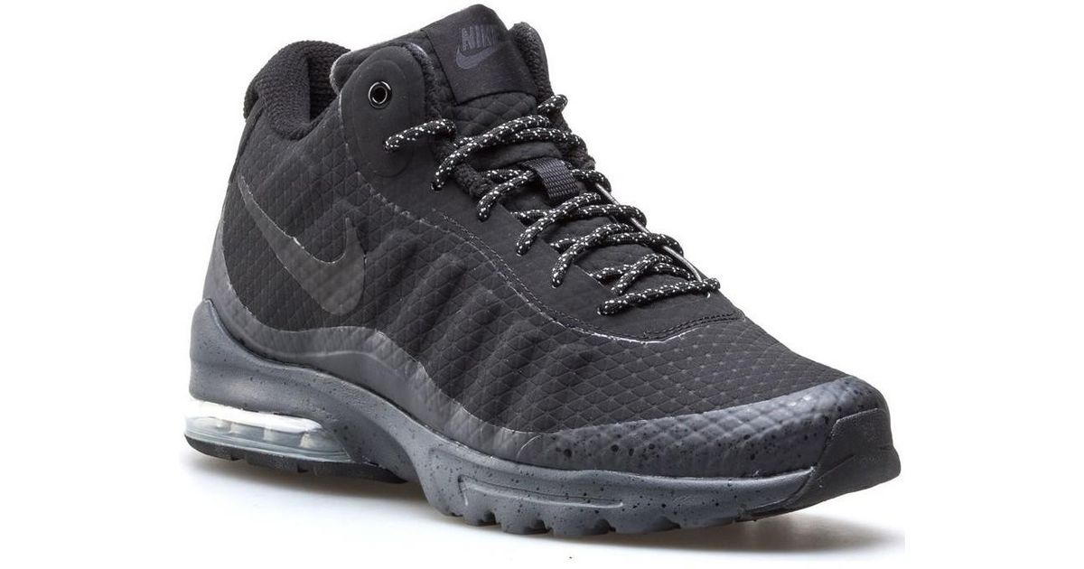 22e40dea84 Nike Air Max Invigor Mid Men's Shoes (trainers) In Black in Black for Men -  Lyst