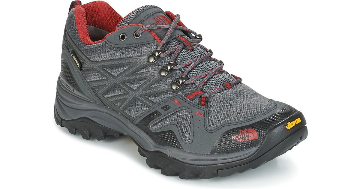 233ccdc24ae The North Face - Gray Hedgehog Fastpack Mid Goretex Men's Walking Boots In  Grey for Men - Lyst