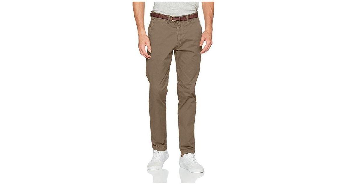 recognized brands exquisite design new design Jack & Jones Pantalon Chino Jjicody Jjspencer Ww Tan Noos ...