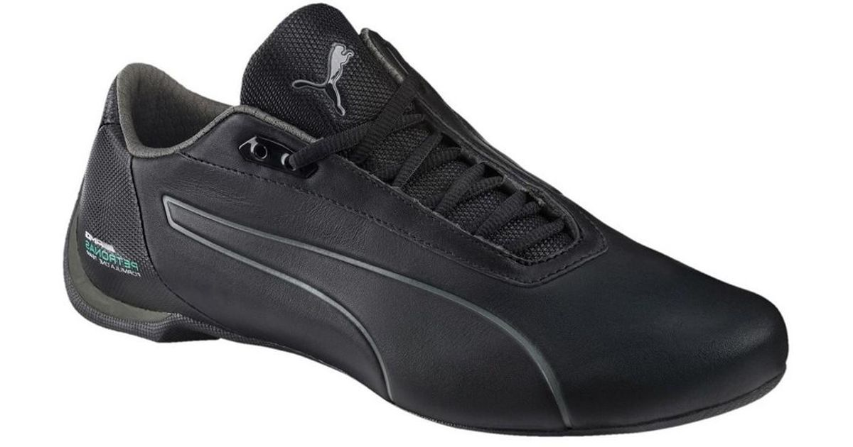 pretty nice 23862 5b816 PUMA Mercedes Amg Petronas Future Cat Men s Shoes (trainers) In Blue in Blue  for Men - Lyst