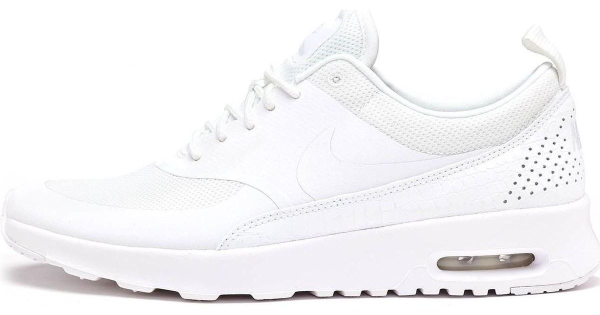 reputable site bb171 72af0 ... image.alternatetext e64d3 norway nike air max thea women trainers in  triple white 599409 104 womens shoes trainers in ...