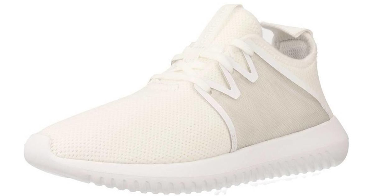 designer fashion a12a7 7b337 Adidas - Tubular Viral 2 W Women's Shoes (trainers) In White - Lyst