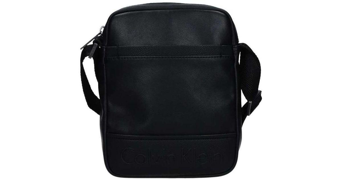 41ac2172d32 Calvin Klein K50k503278 Cross Body Bag Men's Messenger Bag In Black in  Black for Men - Lyst