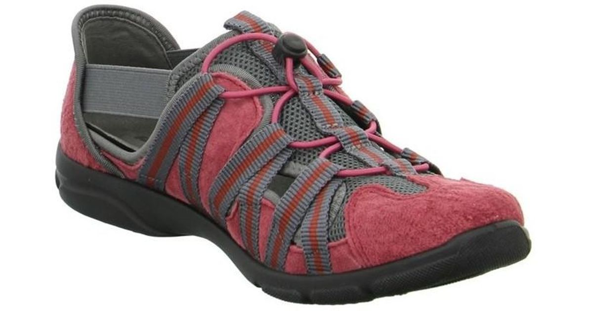 brand new 7518e 3223f romika-red-Traveler-01-Womens-Shoes-trainers-In-Red.jpeg