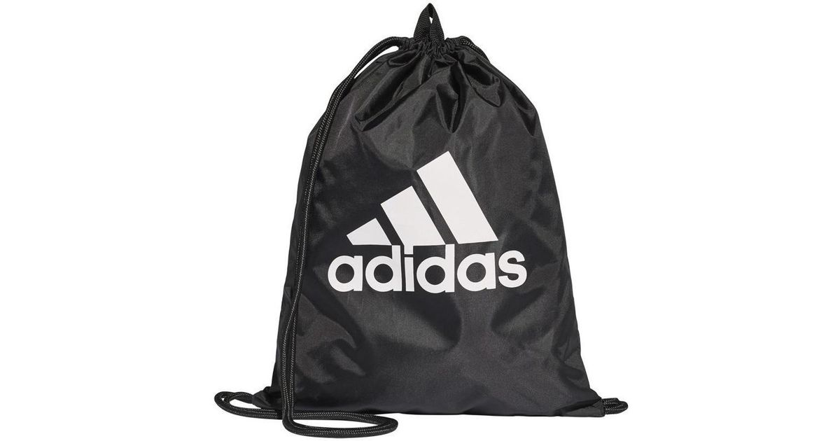 Adidas Tiro Gb Women s Bag In Black in Black for Men - Lyst 363e427144572