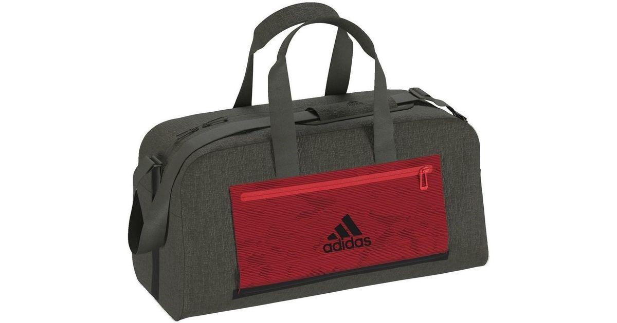 86027e3c434c Adidas Fi Team Bag 172 Women s Sports Bag In Black in Black for Men - Lyst