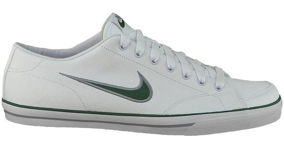 Nike Capri Men s Shoes (trainers) In White in White for Men - Lyst 2a15c71f3