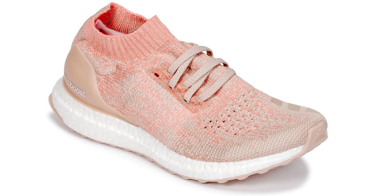 fc0cbd112 adidas Ultraboost Uncaged Women s Running Trainers In Pink in Pink - Save  37% - Lyst