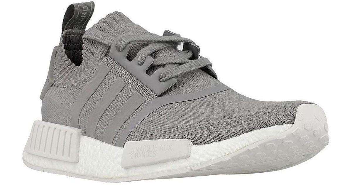 Adidas nmdr1 W PK zapatos de mujer (instructores) en gris en gris Lyst