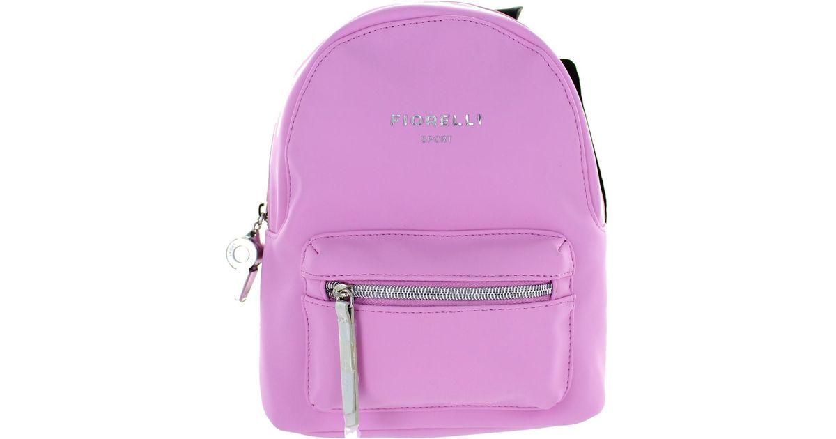 Fiorelli Strike Women s Backpack In Pink in Pink - Lyst
