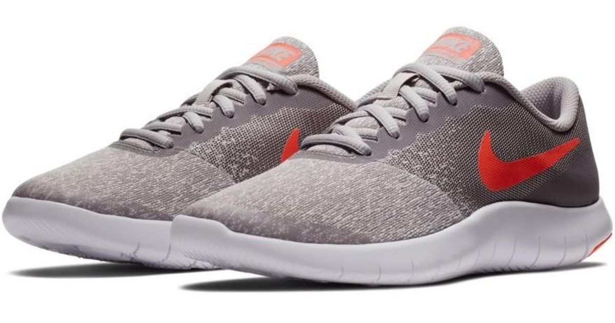 435ebaa862ff Nike Boys  Flex Contact (gs) Running Shoe 917932 006 Women s Shoes  (trainers) In Grey in Gray - Lyst