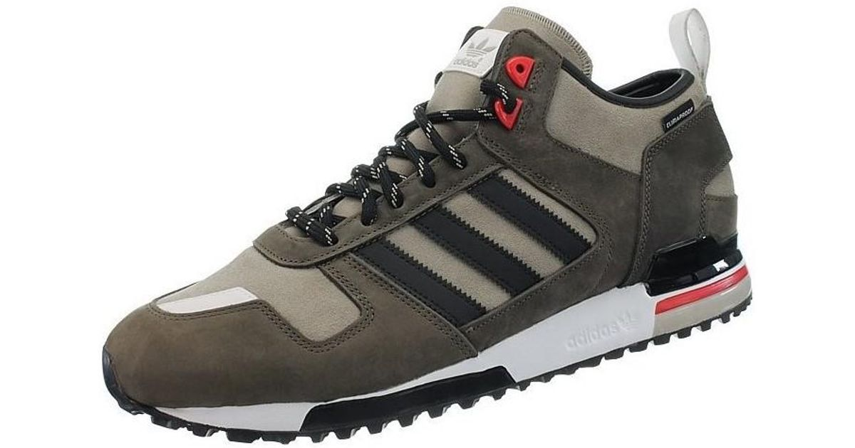 2bf20db56ea3c ... best price adidas zx 700 winter cp mens shoes trainers in black in  black for men