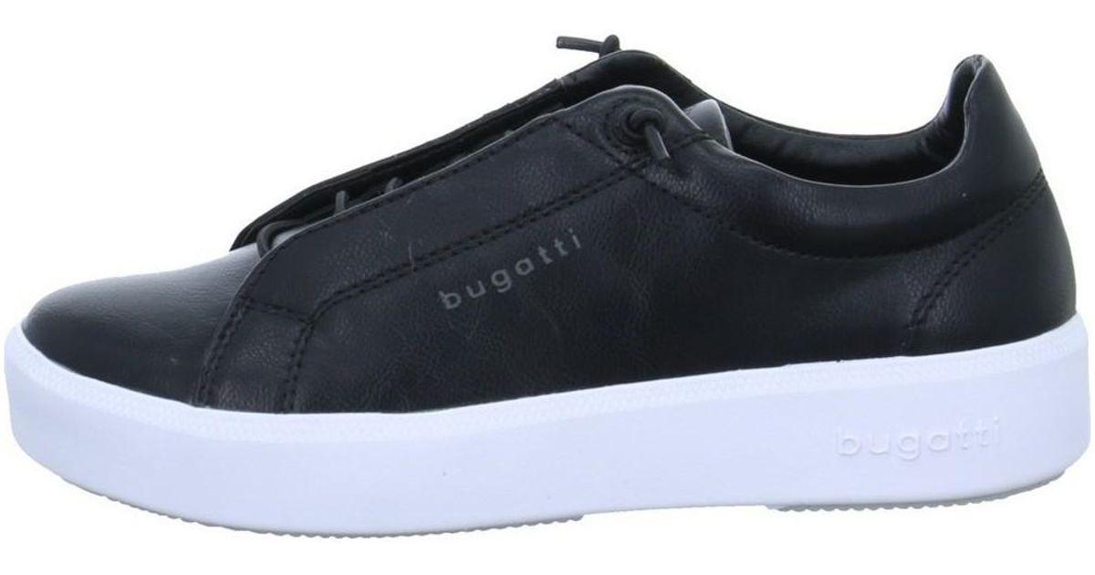 Bugatti 4224070259001000 Women s Shoes (trainers) In Black in Black - Lyst 9febee302a