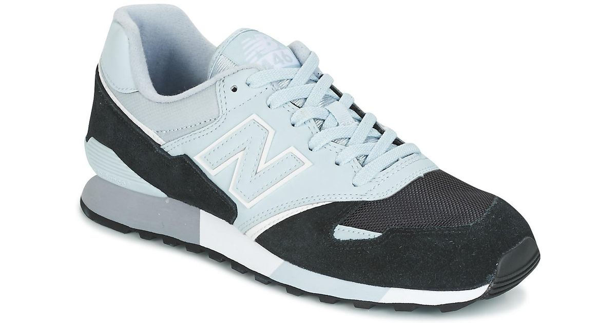 buy online 71265 a6b1e New Balance - U446 Men's Shoes (trainers) In Blue for Men - Lyst