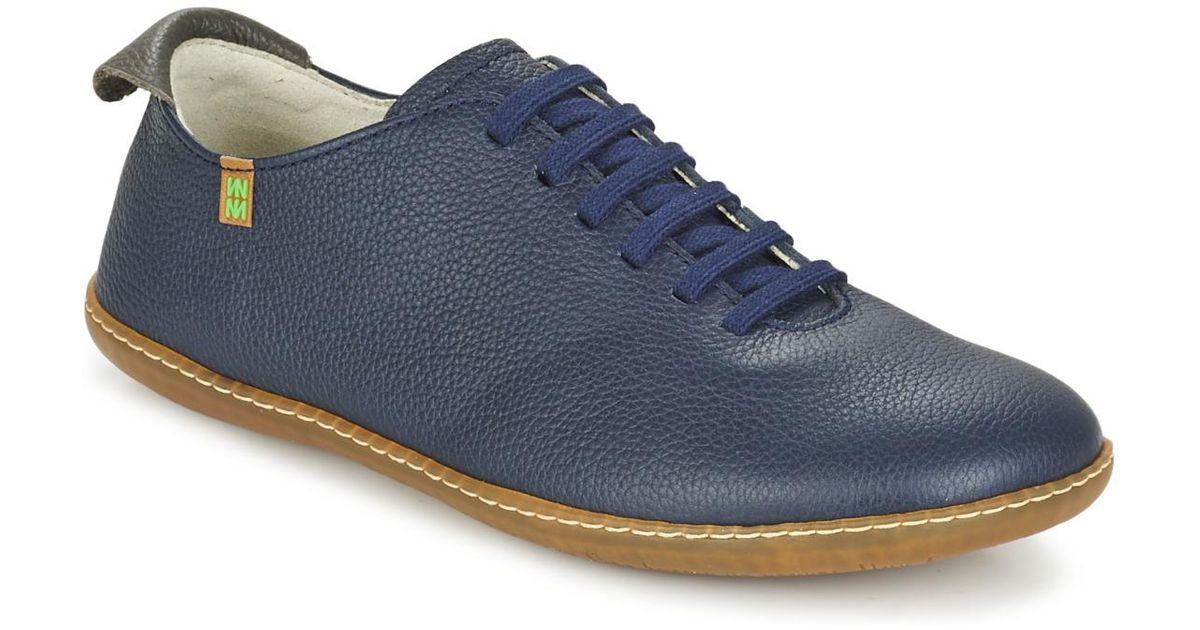 107f80a5d6 El Naturalista El Viajero Flidsu Men's Shoes (trainers) In Blue in Blue for  Men - Lyst