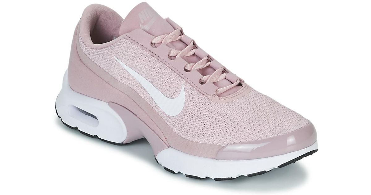 new concept a3177 ec1f2 Nike Air Max Jewell W Womens Shoes (trainers) In Pink in Pin