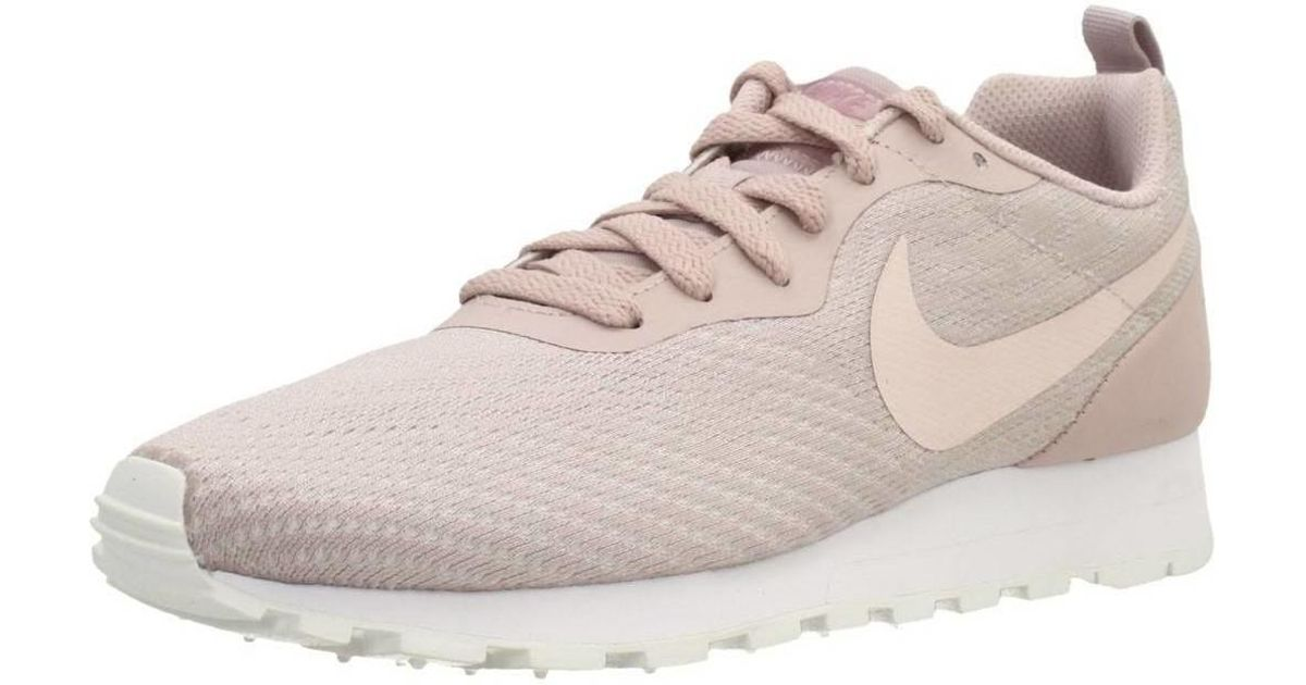c8b59a8a247 Nike Wmns Md Runner 2 Women's Shoes (trainers) In Pink in Pink - Lyst